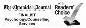 Chronicle Journal 2021 Readers' Choice | Finalist: Psychology/Counselling Services